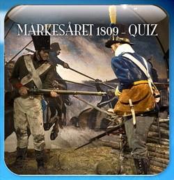 Märkesåret 1809 Quiz Finland