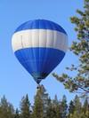 Luftballong SE-ZFO. FOTO: Henrik Jonasson